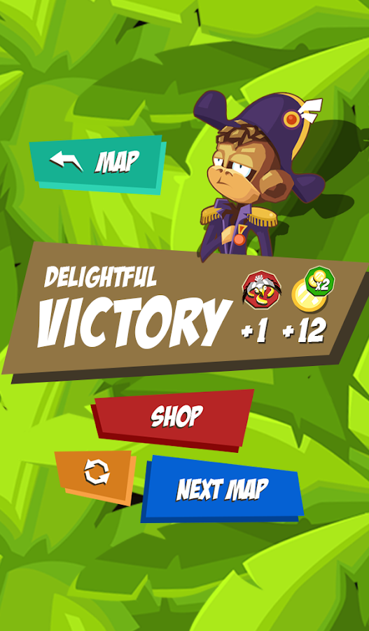 Pranky Monkey: Alone in jungle- screenshot