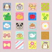 CUKI Theme Cute Pastels Icon