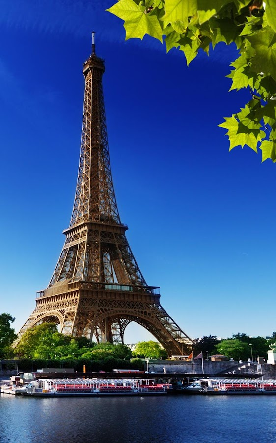 Sunny paris live wallpaper android apps on google play - Paris tower live wallpaper ...
