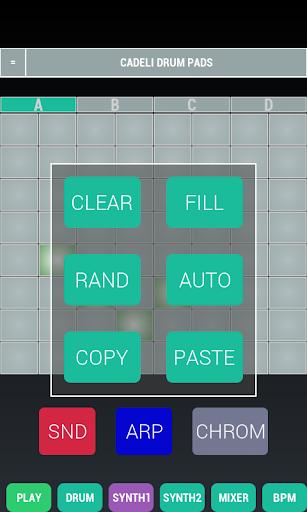 【免費音樂App】Cadeli Drum Pads-APP點子