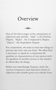 Grammar Express : Degrees - screenshot thumbnail