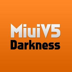 Miui V5 Darkness 個人化 LOGO-玩APPs