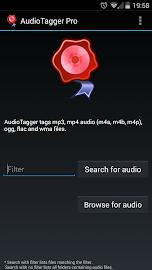 AudioTagger Pro - Tag Music Screenshot 1