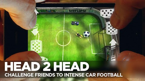 SoccerRally World Championship Screenshot 5