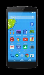 Moonshine - Icon Pack - screenshot thumbnail