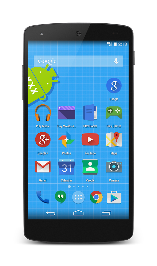 Moonshine - Icon Pack- screenshot