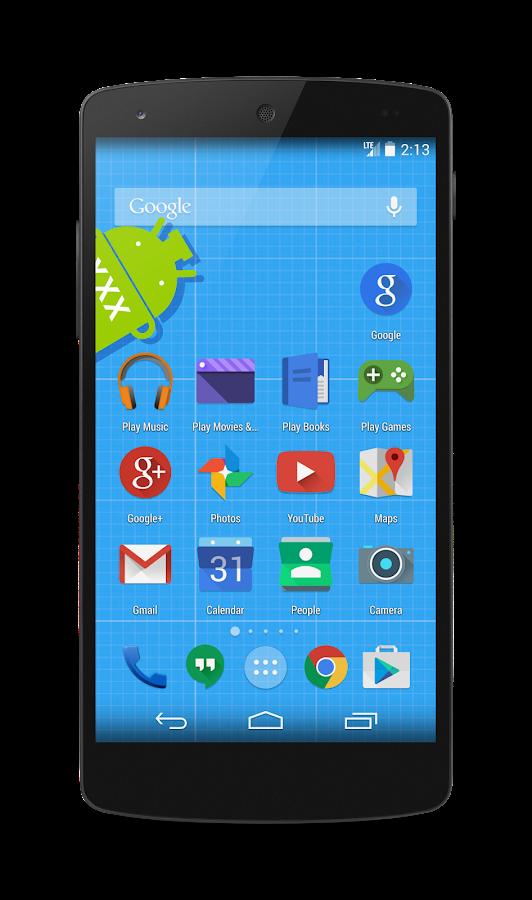 Moonshine - Icon Pack - screenshot