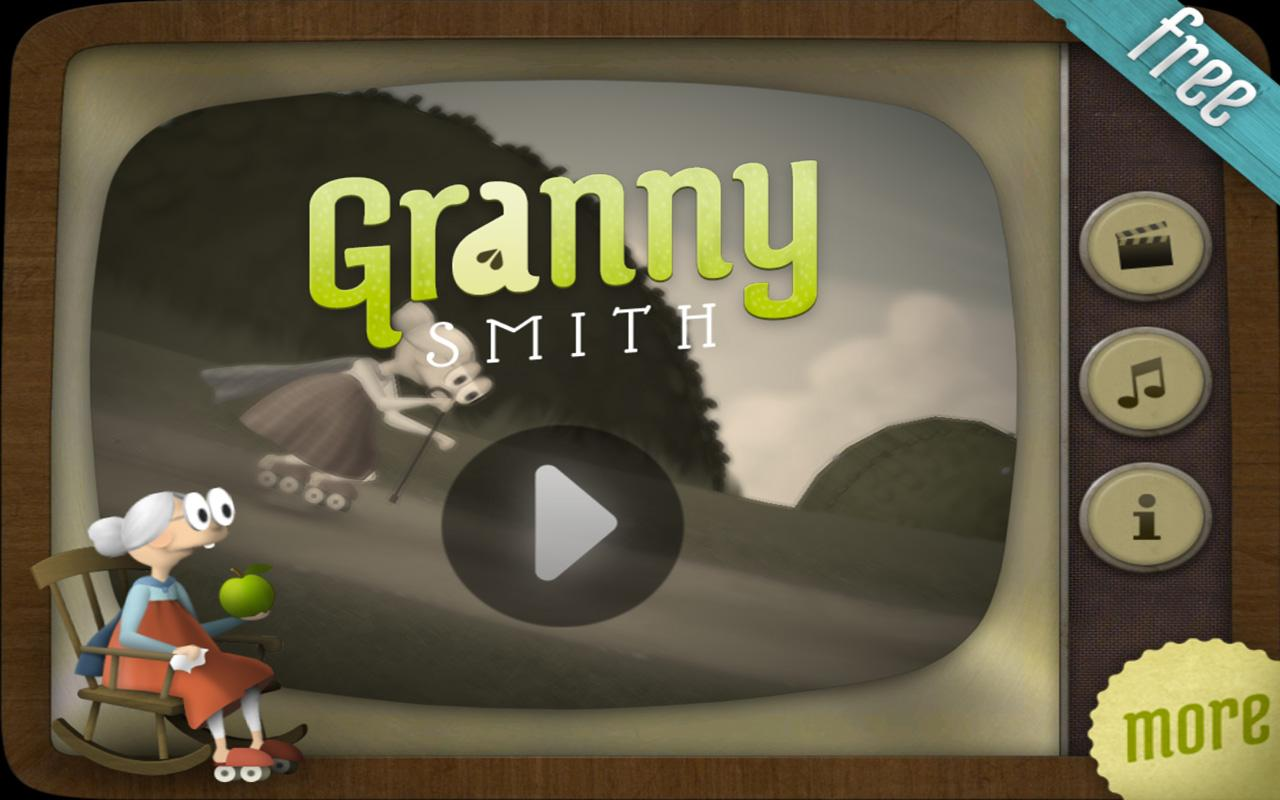 Granny Smith Free - screenshot