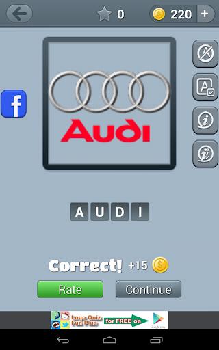 Car Logo Quiz  {cheat|hack|gameplay|apk mod|resources generator} 4