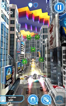 Jet Run: City Defender 1.32 screenshot 154128