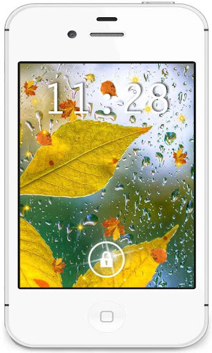 Autumn Rainy Day HQ LWP