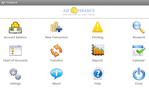 AJF Finance - Free - screenshot thumbnail