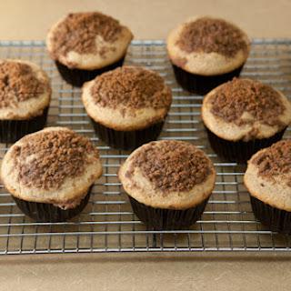 Sour Cream Cinnamon Streusel Muffins.