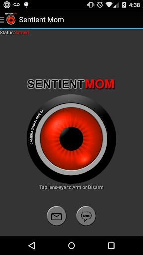 Selfie Cop - SentientMom