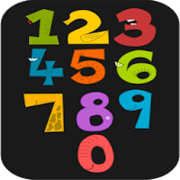 Coloring for Kids The Numbers 1.0.0.16