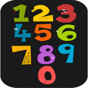 Coloring for Kids – Numbers for PC and MAC