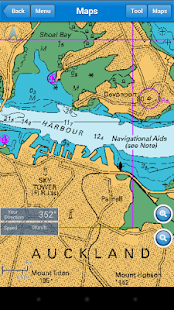 Marine Navigation - screenshot thumbnail