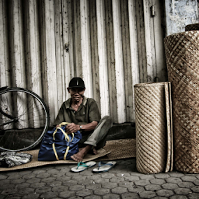 Kloso by Mas Bagus - People Portraits of Men ( human interest )