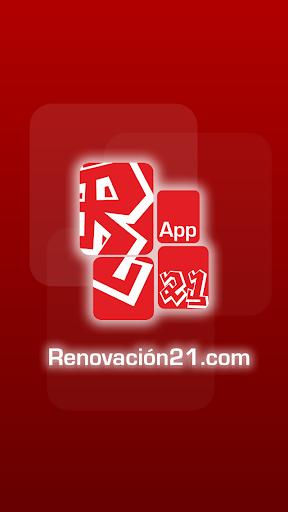 Renovación 21