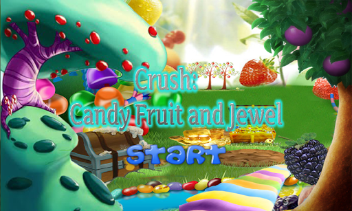 Crush: Candy Fruit and Jewel
