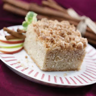 Apple Spice Crumb Cake.