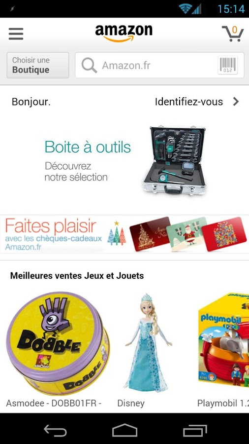 prix des applications play store