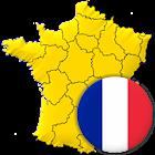 Регионы Франции - Французские столицы и карты icon