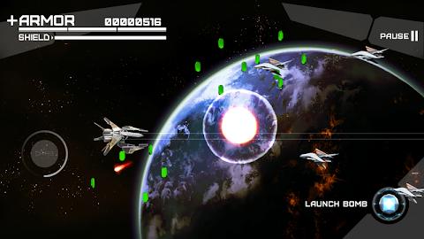 Proto Thunder: Zero Hour Screenshot 1