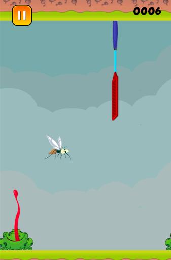 玩免費街機APP|下載Flippy也蚊子昆虫2D app不用錢|硬是要APP