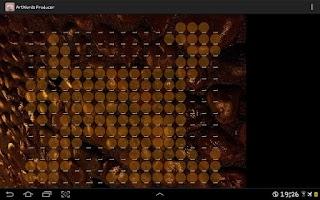 Screenshot of ArtWords Producer
