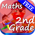 2nd Grade Math Learning Games APK