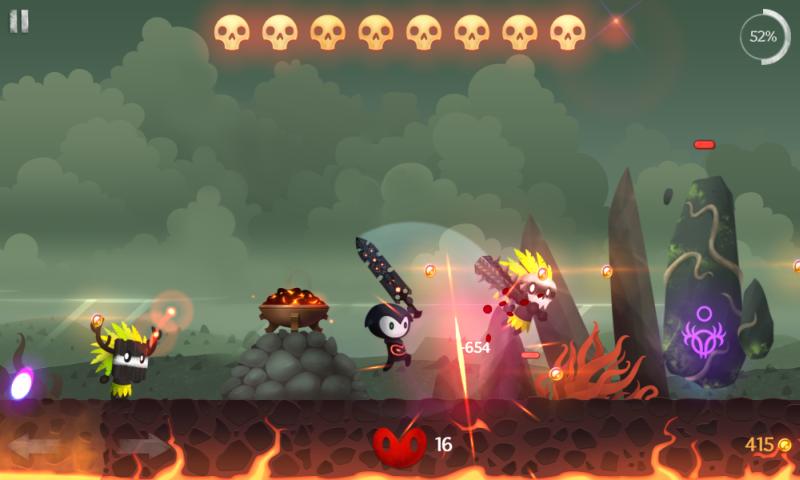 Reaper screenshot #4