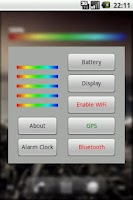 Screenshot of Rainbow Line Battery