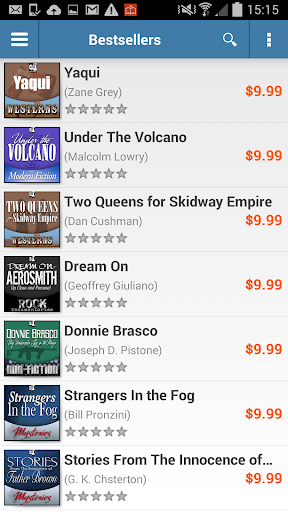 Audiobooks from VoxClub