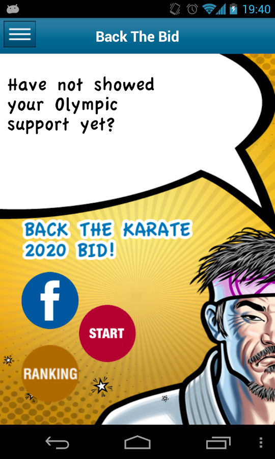 Karate School - screenshot