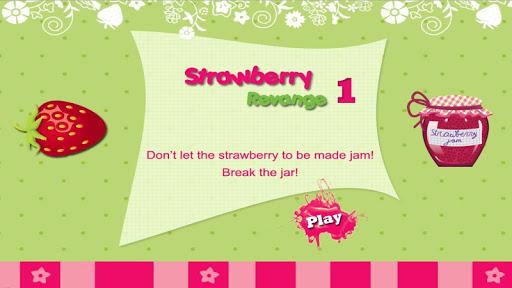 Hot Strawberry Revange