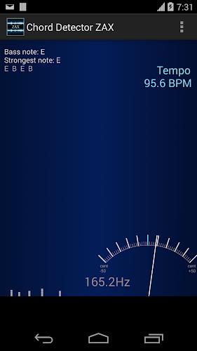 Chord Detector Zax On Google Play Reviews Stats