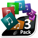 Theme Pack 3 - iSense Music icon