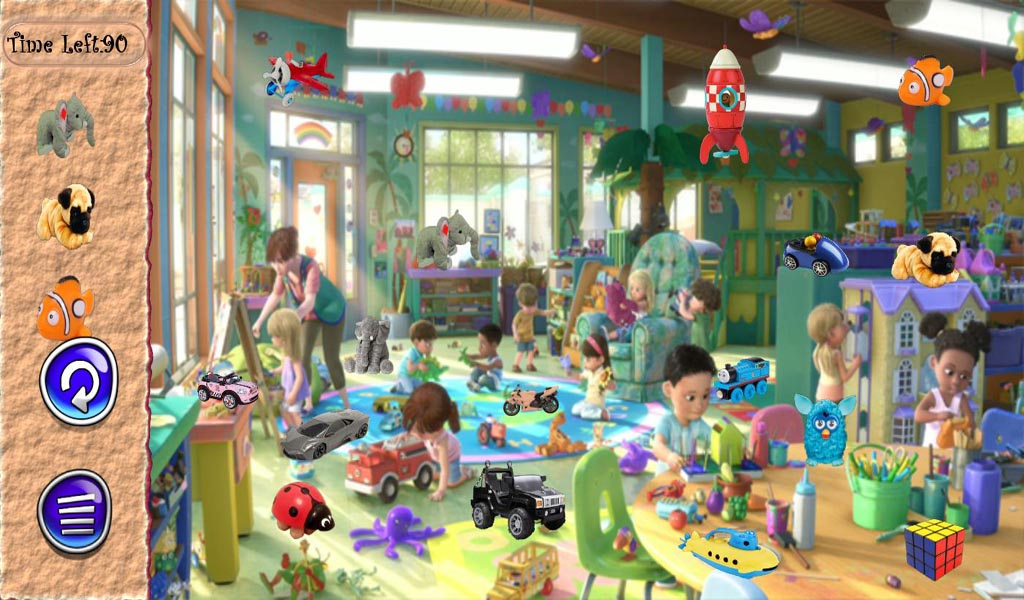 Find Toys That 120