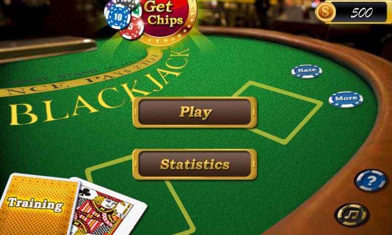 AE Blackjack - screenshot