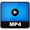Android MP4 Player icon