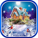 Winter Landscape Wallpaper icon
