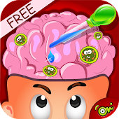 Kids Brain Doctor x Kids Games
