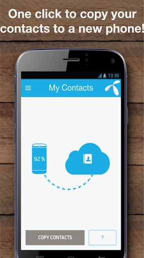 My Contacts - Phonebook Backup & Transfer App 8.1.3 screenshots 2