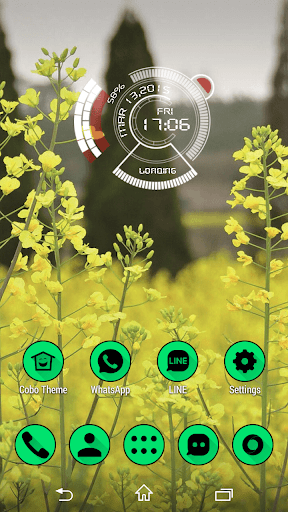 Pure Nature Icon Pack