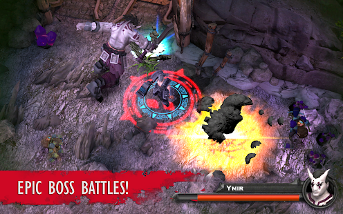 Wraithborne - Action RPG Free- screenshot thumbnail