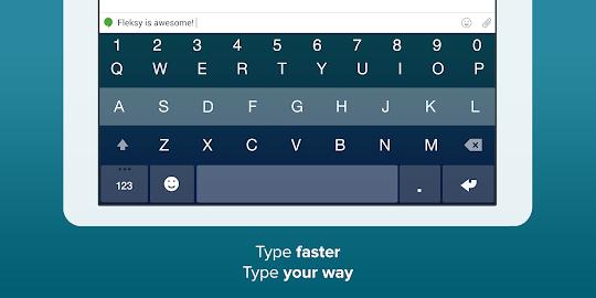 Fleksy + GIF Keyboard Screenshot 18