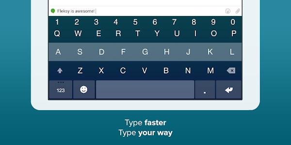 Fleksy Keyboard v4.4 (API v1.20) Beta