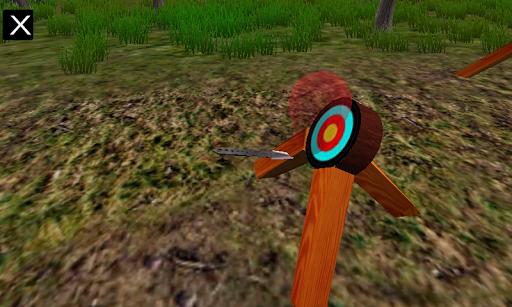 Knife Throw Simulator