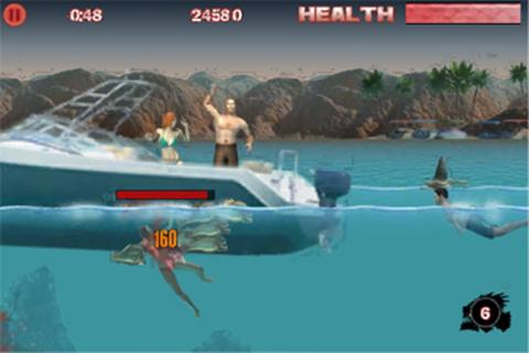 Piranha 3DD: The Game - screenshot
